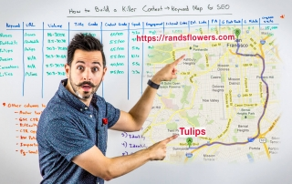 How to Build a Killer Content, Keyword Map for SEO