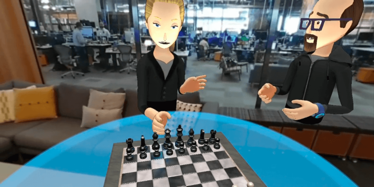 Mark Zuckerberg shared this video of his 'crazy virtual reality' where 'you can experience anything'